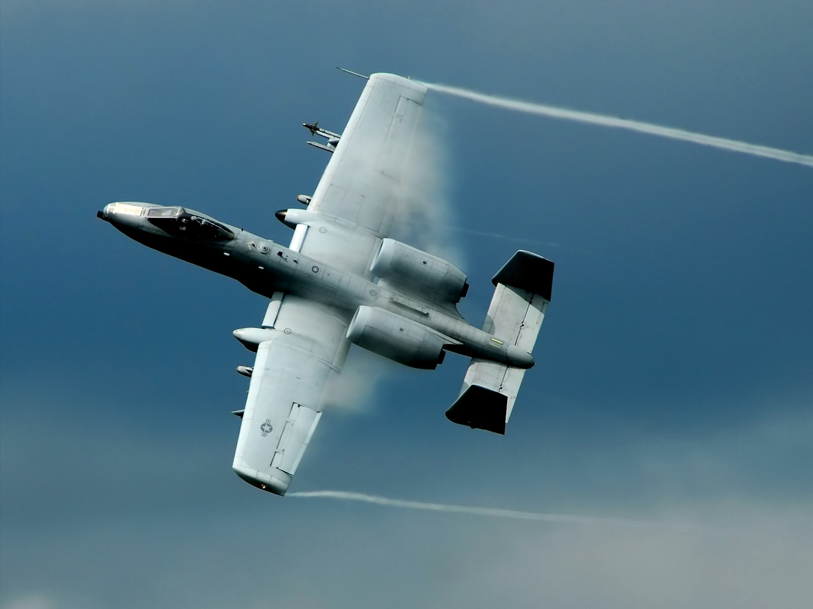 A 10 Military Aircraft computer desktop wallpapers pictures 1600x1200