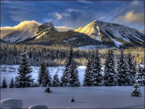 Winter Mountain winter desktop wallpaperjpg 502x377