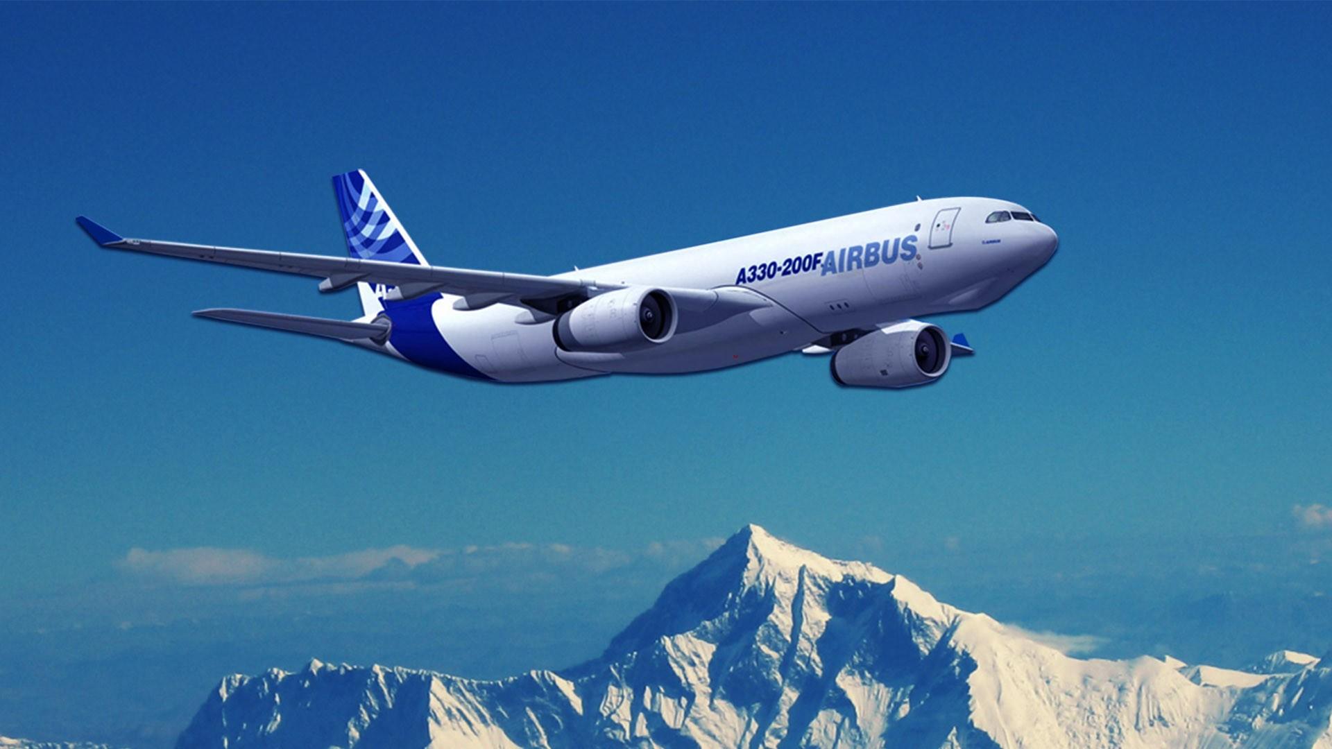 Airbus Background Wallpaper 34380   Baltana 1920x1080