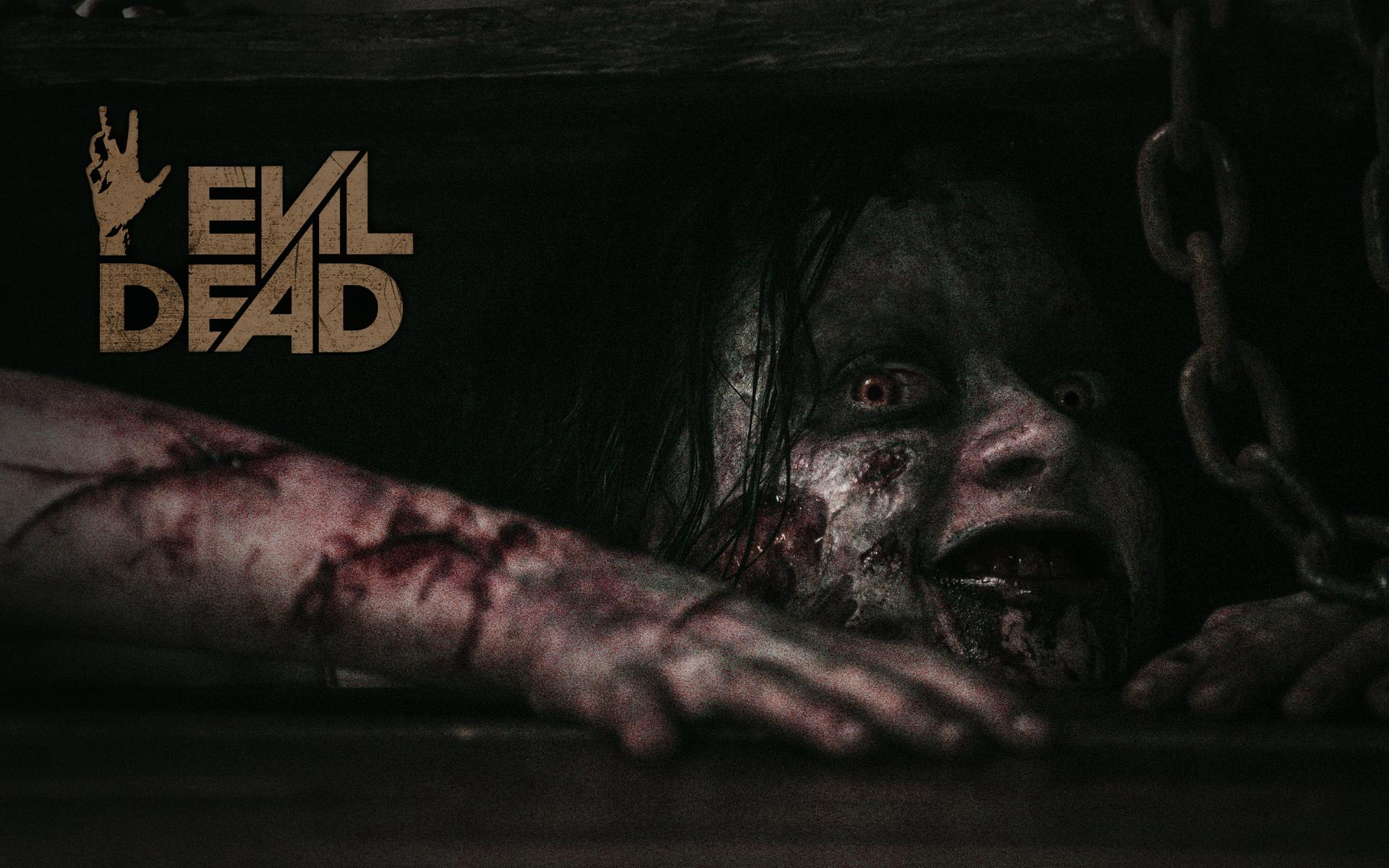 Hd wallpaper evil - Evil Dead 2013 Wallpaper Hd