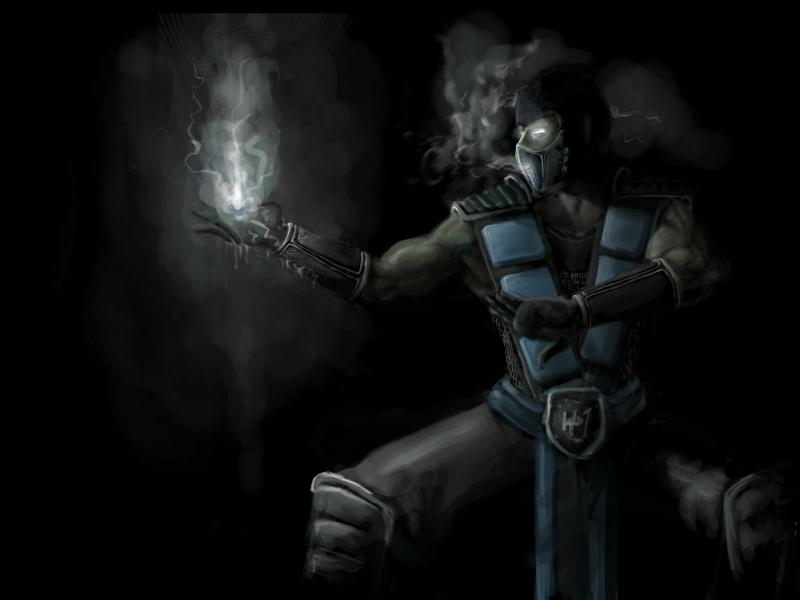 mortal kombat subzero 1600x1200 wallpaper Video Games Mortal Kombat HD 800x600