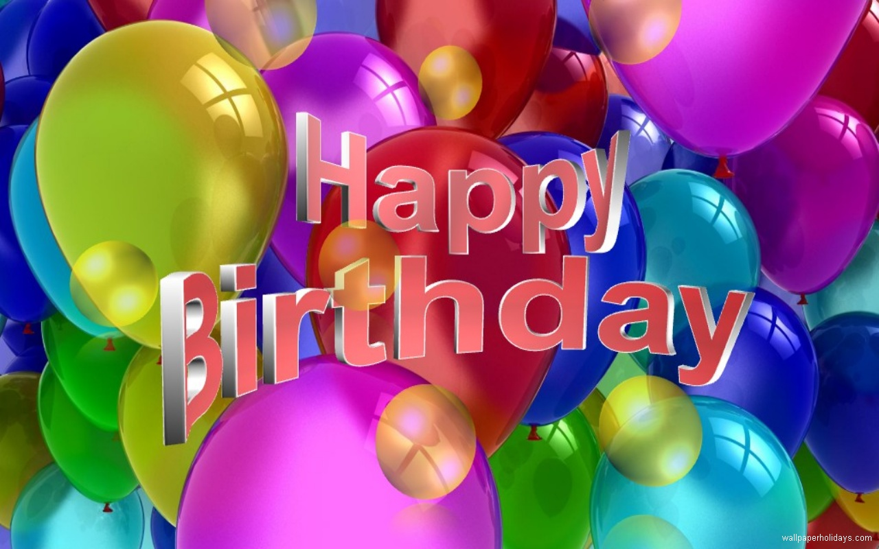 Birthday Ballons Party Favors Ideas 1280x800