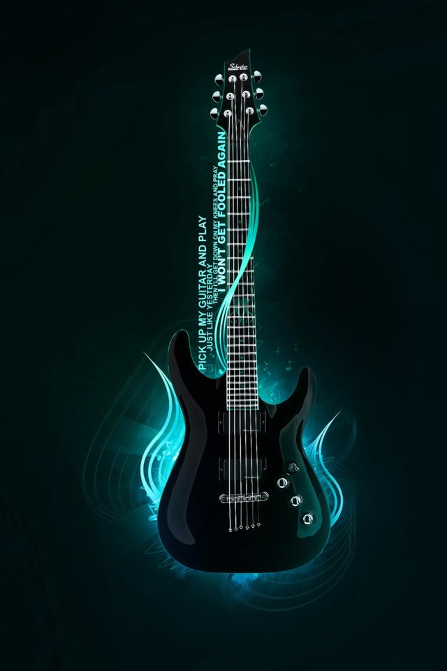 48 electric guitar wallpaper hd on wallpapersafari. Black Bedroom Furniture Sets. Home Design Ideas