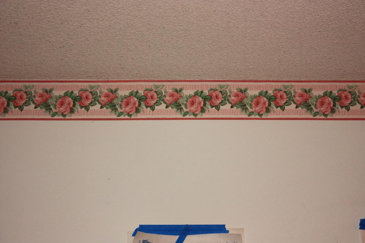36 Living Room Wallpaper Border Ideas
