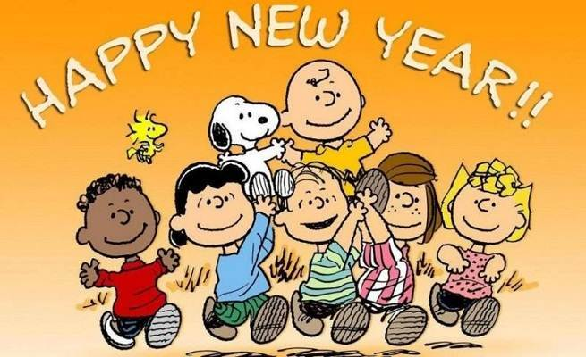 Peanuts New Year Wallpapers HD Wallpapers Backgrounds 655x400