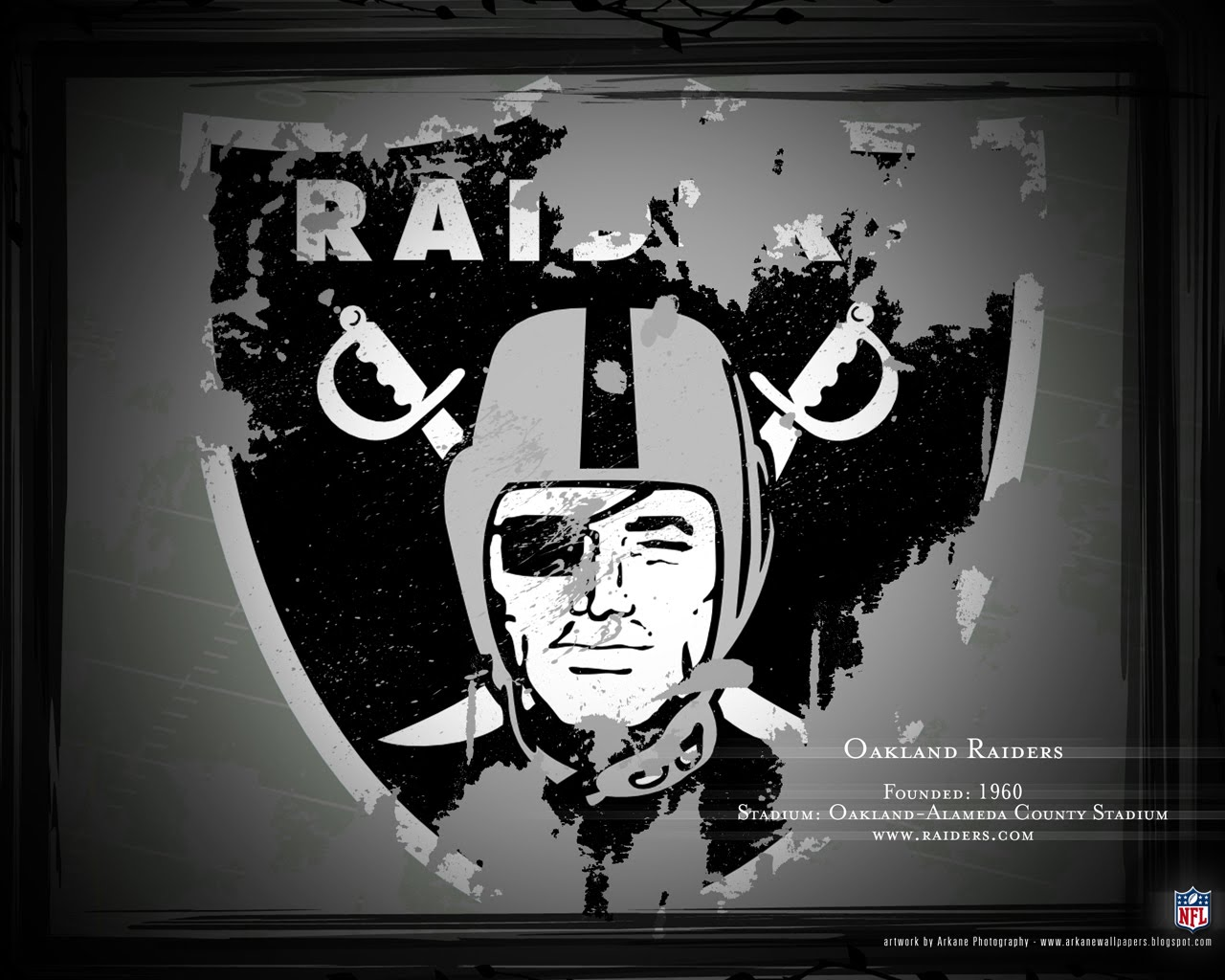 2017 <b>Oakland Raiders</b> Wallpapers - PC |iPhone| Android
