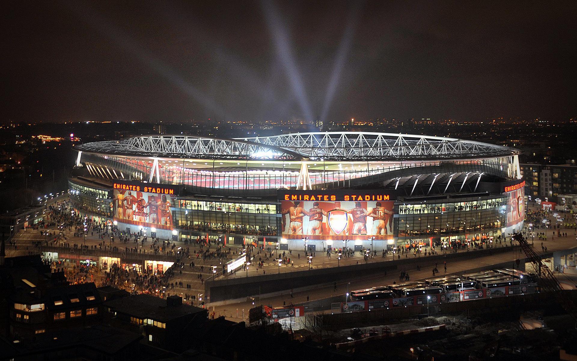 Arsenal Emirates Stadium Wallpaper HD 1920x1200