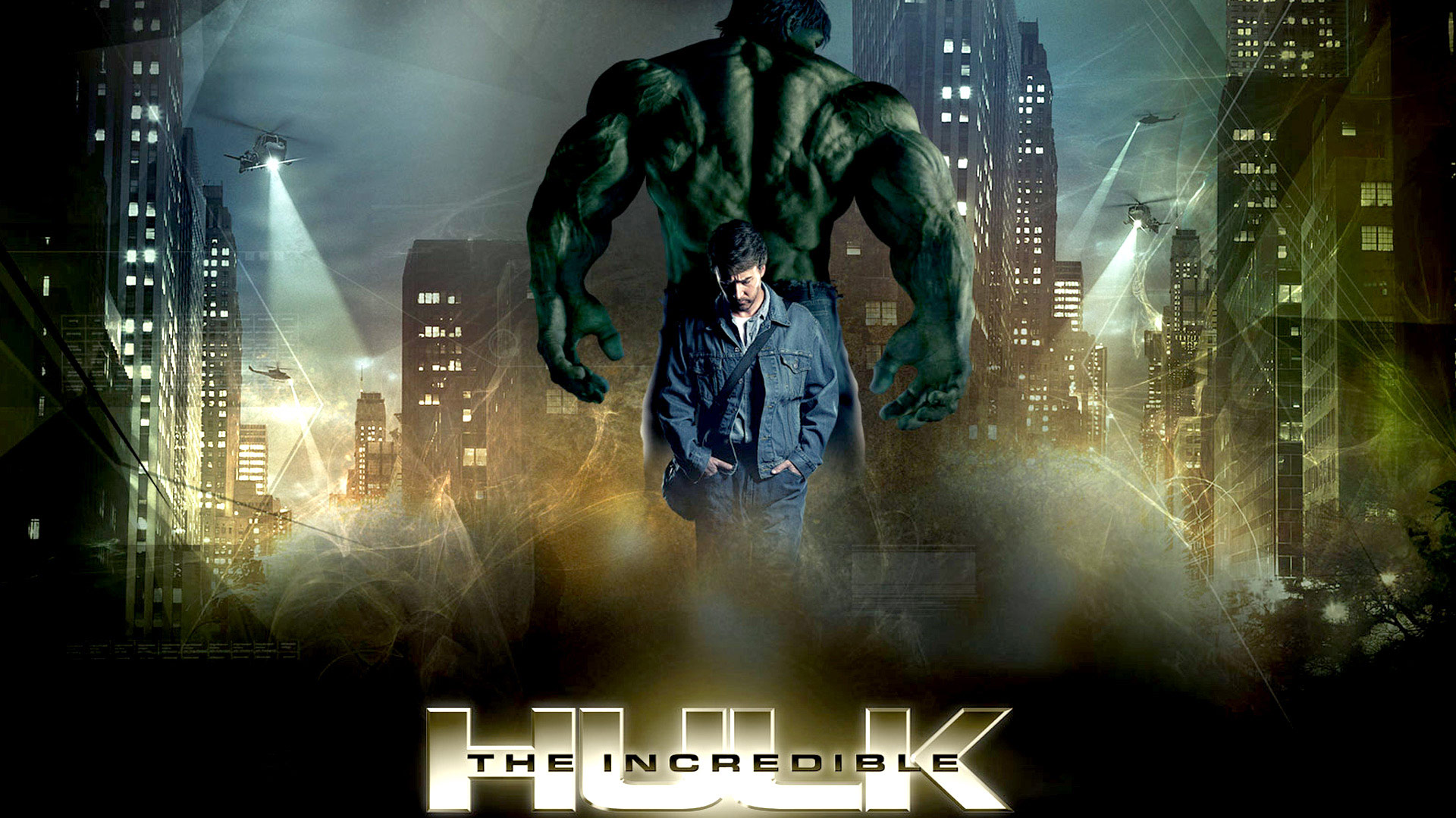 HQ Definition The Incredible Hulk Background Images for 1920x1080