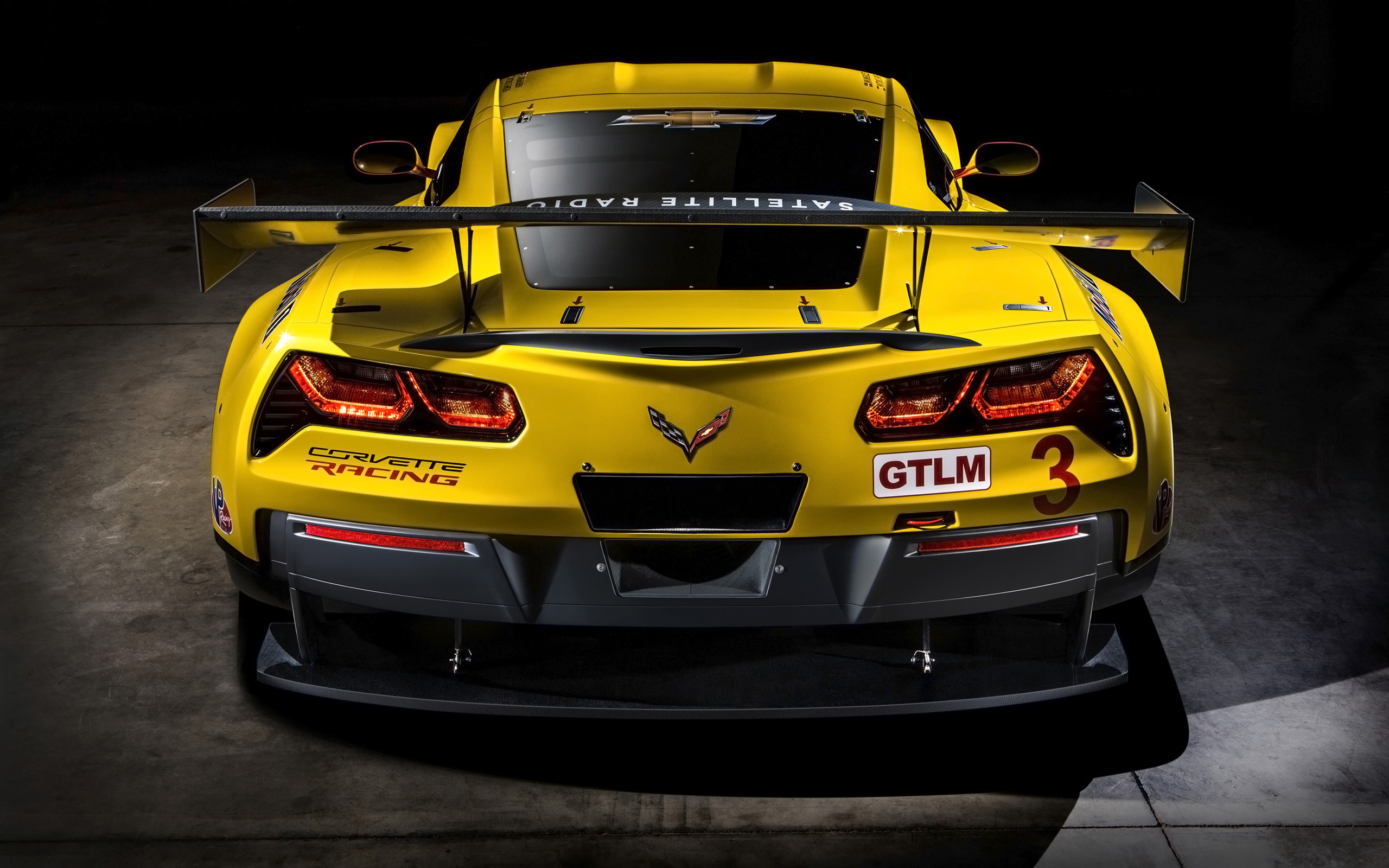Chevrolet Corvette C7 R 2014 2 Wallpaper HD Car Wallpapers 2560x1600