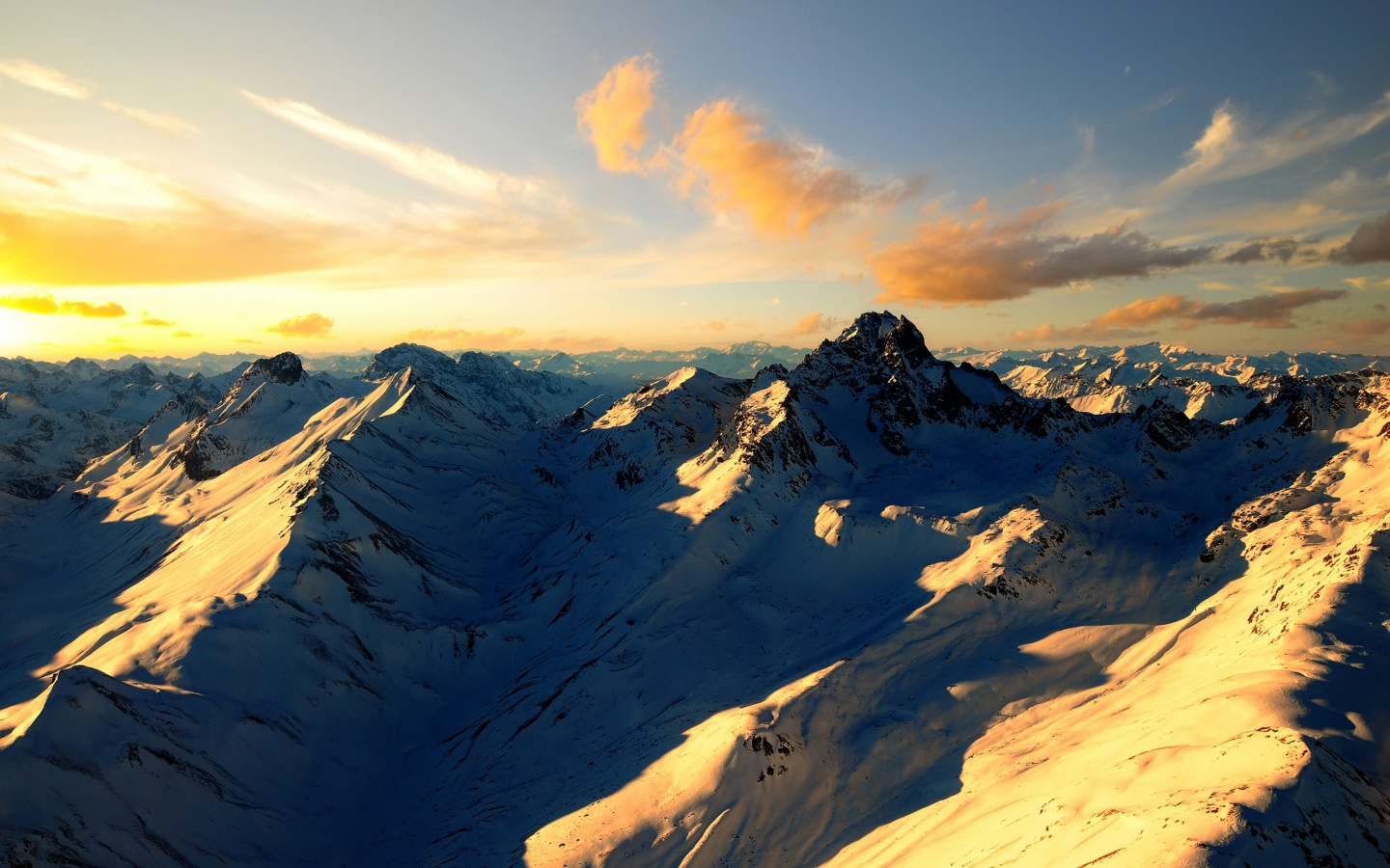 Swiss Alps Wallpapers HD Wallpapers 1440x900