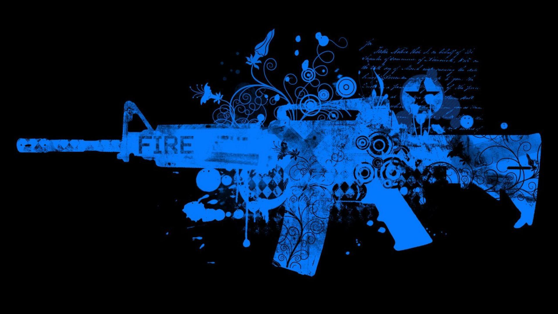 Abstract Gun HD wallpaper HD Latest Wallpapers 1920x1080