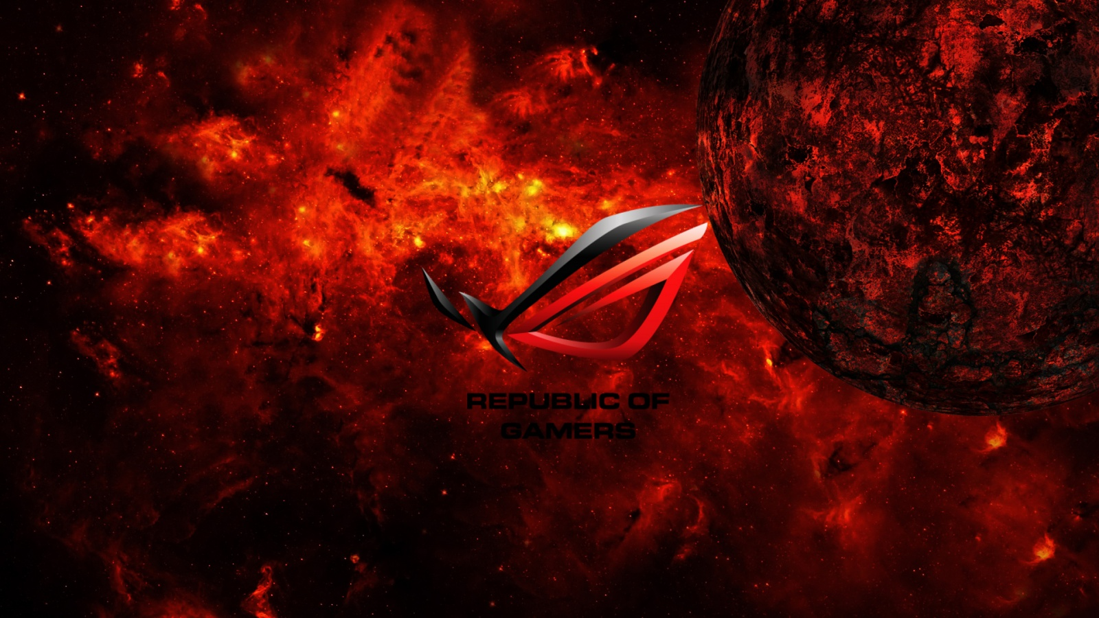 Asus Republic Of Gamers 1600 x 900 Download Close 1600x900
