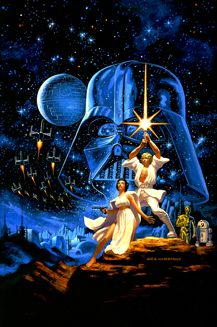 The Art of Star Wars The Force Behind the Most Iconic Image in 717x1080