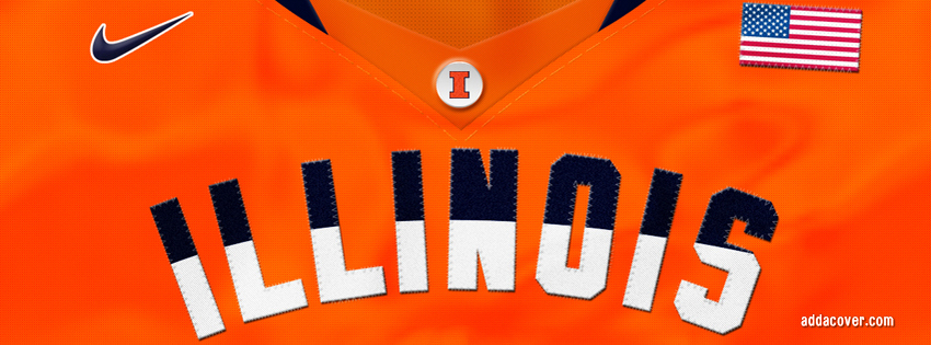 Illinois Fighting Illini Facebook Covers Illinois Fighting Illini 850x315