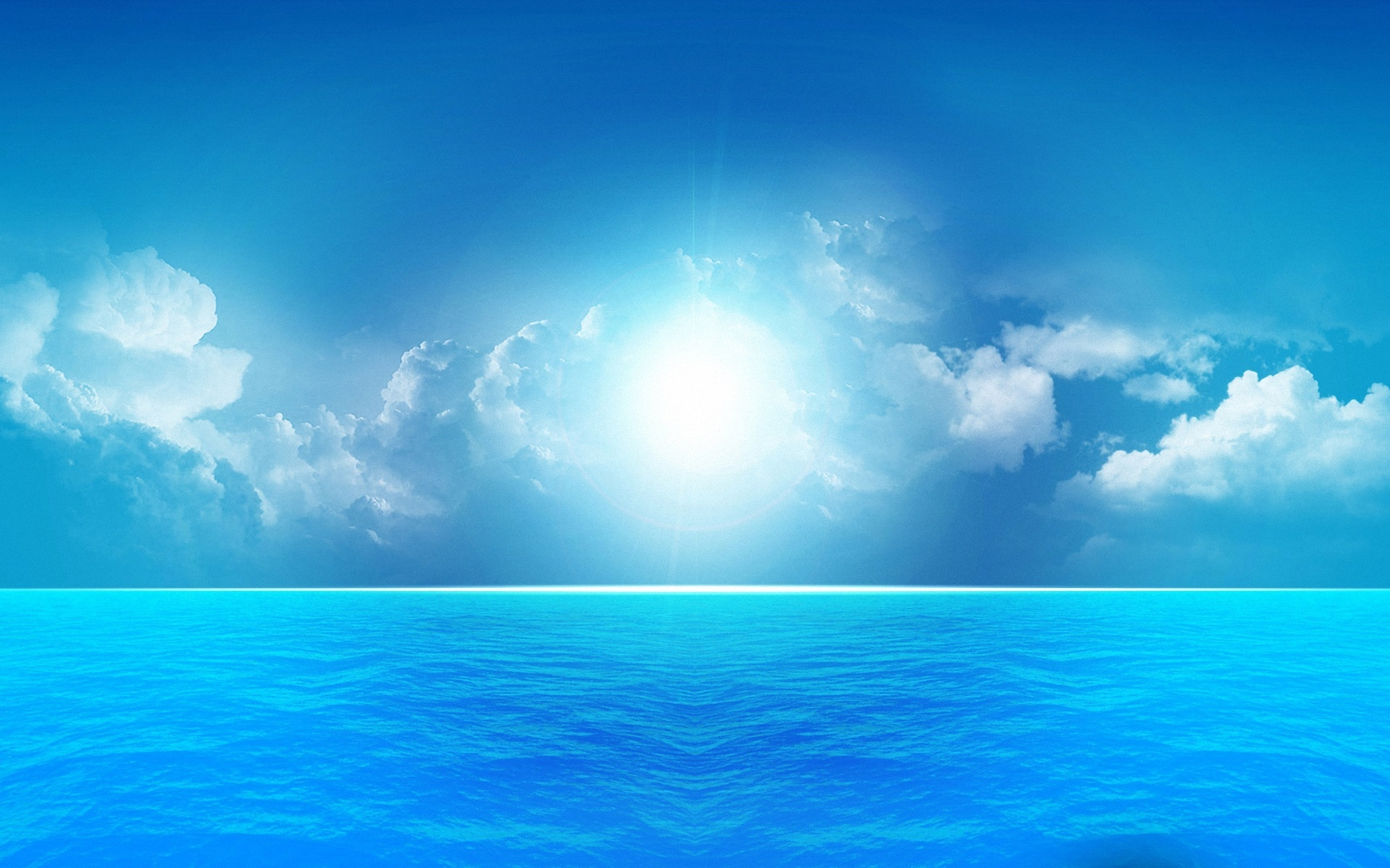 Beautiful Summer 2012   a blue day at sea Wallpapers   HD Wallpapers 1920x1200