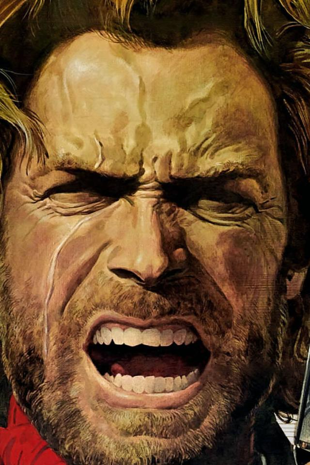 movies clint eastwood the outlaw josey wales Mobile resolutions 640x960