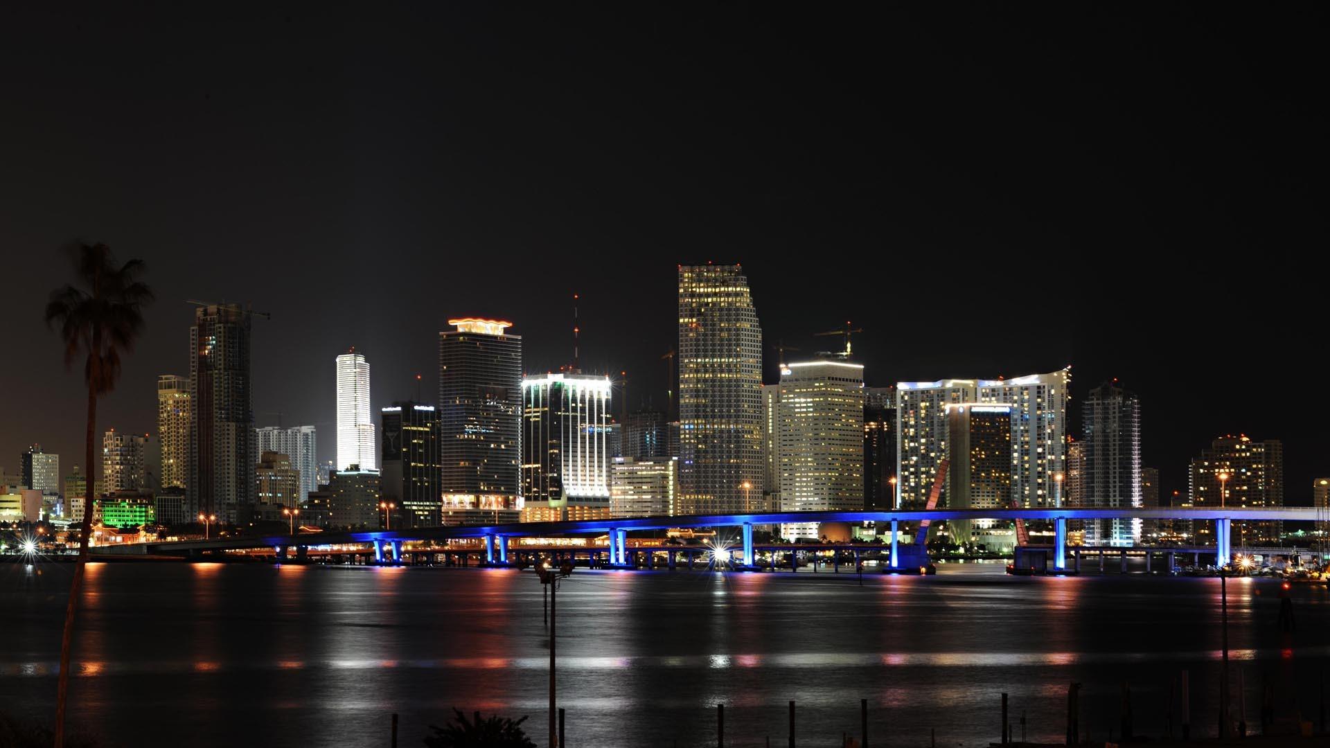 Miami Florida HD Wallpaper 1920x1080 1920x1080