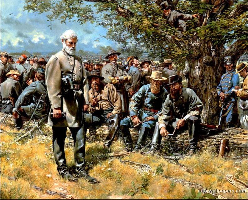War Painting Wallpapers HD Walls 792x641