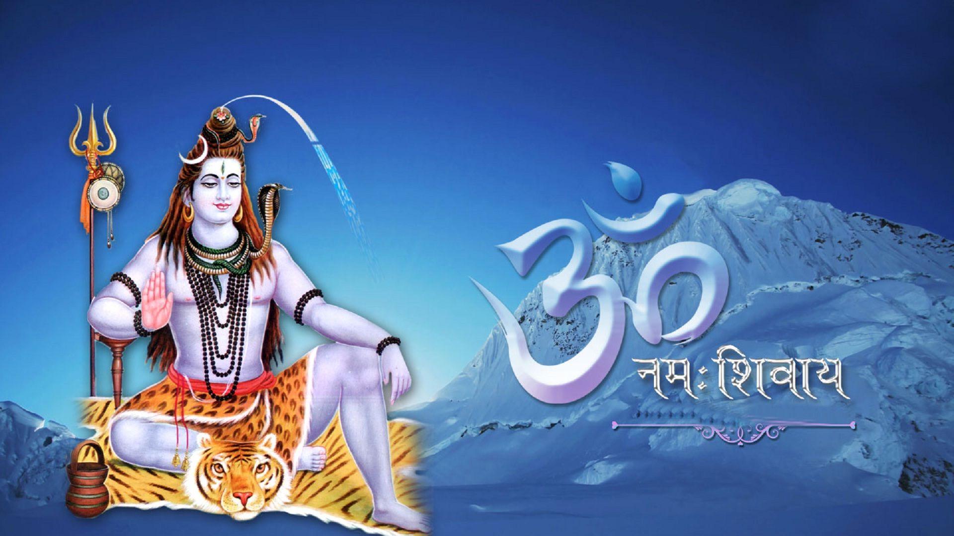 HD Hindu God Desktop Wallpaper 19201080 God Hd Wallpaper 56 1920x1080