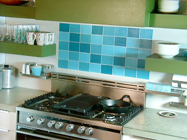 Create a Faux Tile Backsplash | Video | DIY