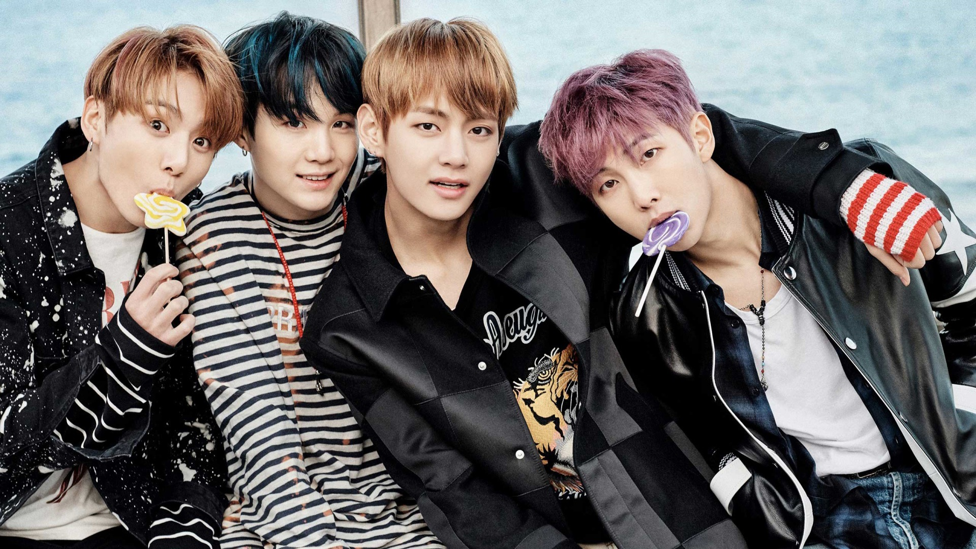 BTS Rap Monster images bts jungkook suga v and namjoon HD 1920x1080
