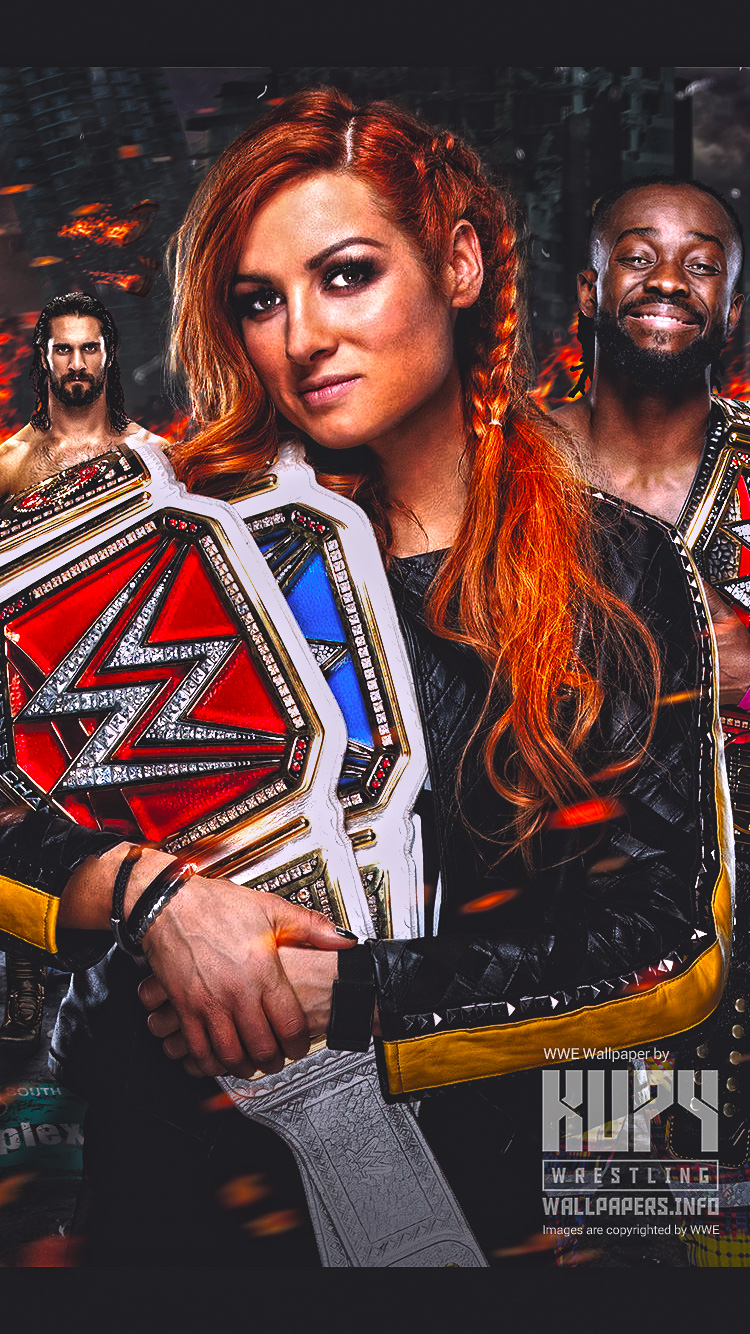 Kupy Wrestling Wallpapers The latest source for your WWE 750x1334