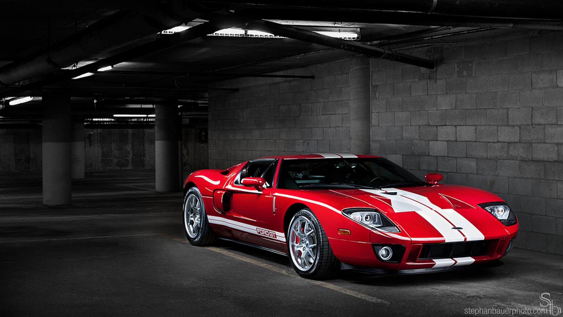 Ford GT 1920x1080