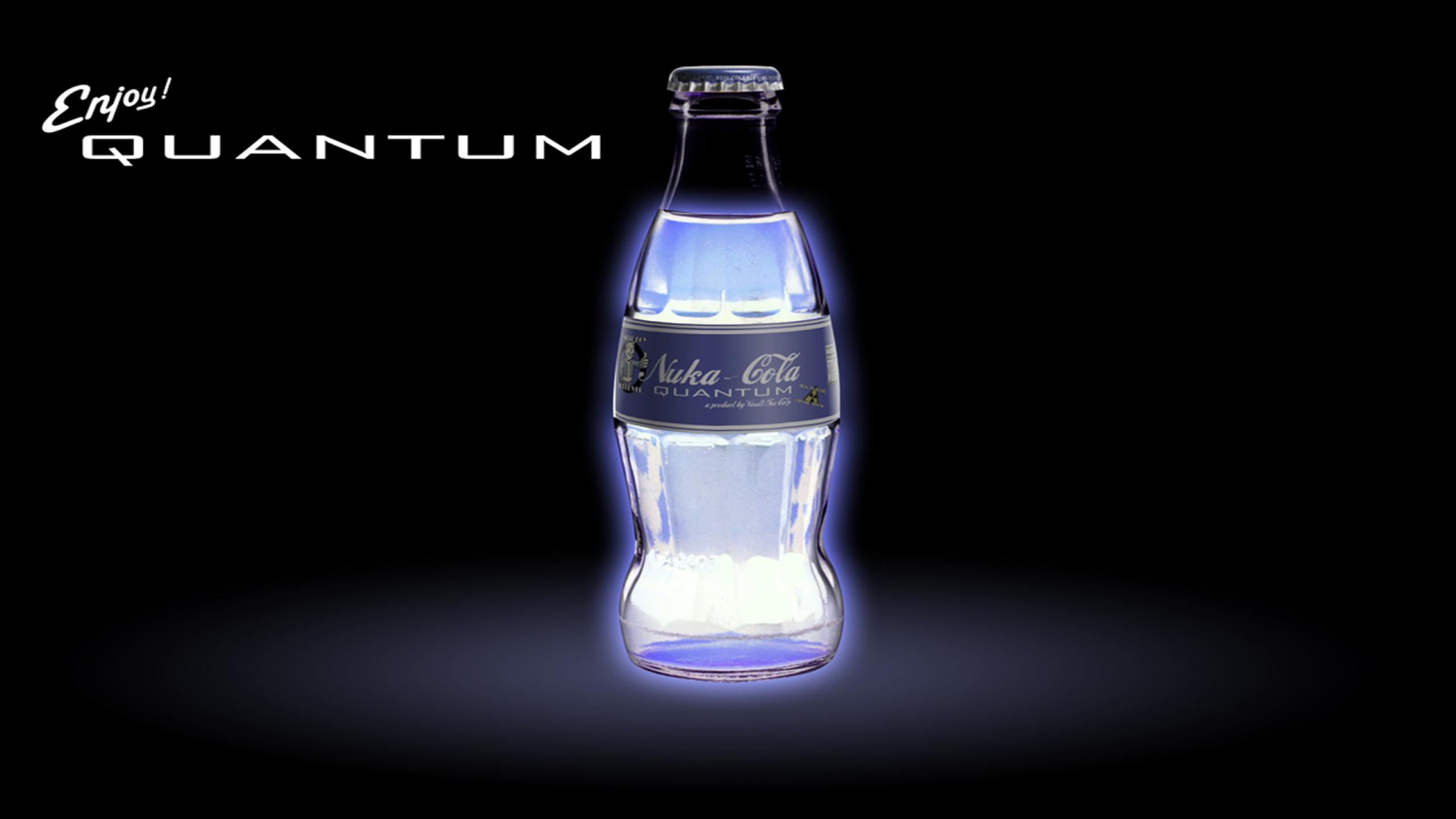 how to make nuka cola quantum glow