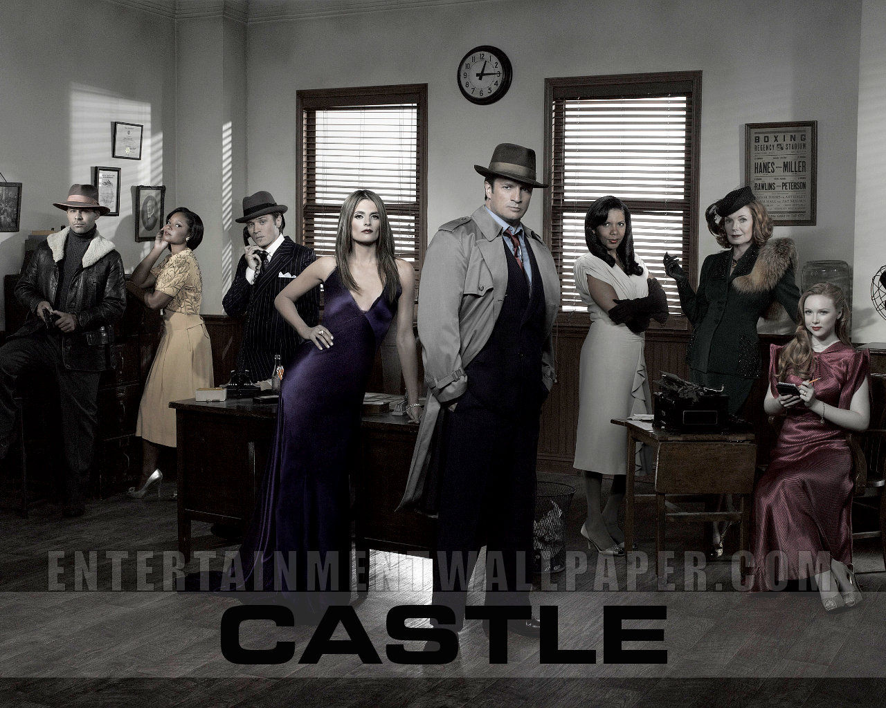 castle tv wallpaper for desktop - wallpapersafari