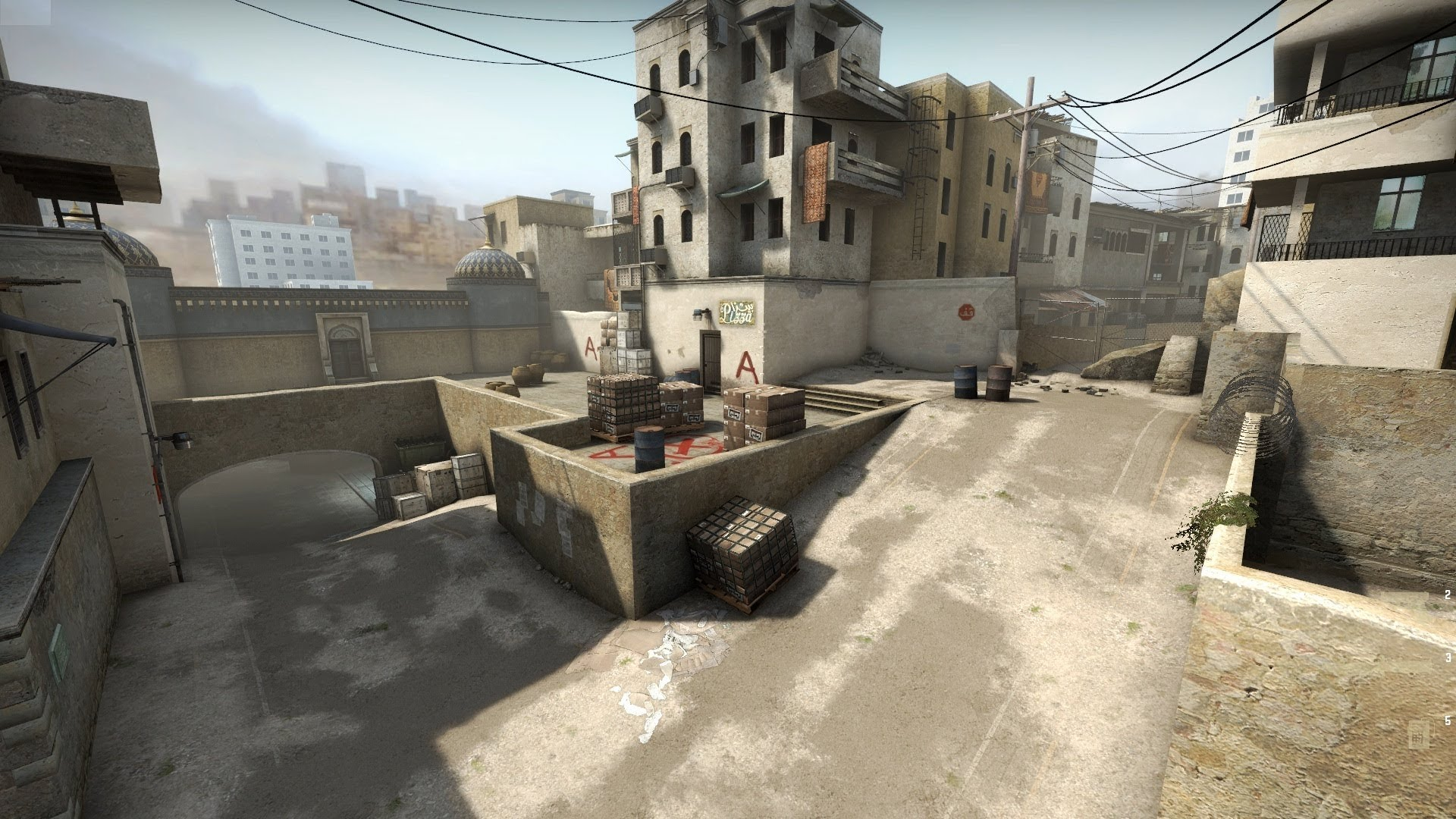 56+] Dust 2 CS GO Wallpaper on WallpaperSafari Dust Map on dust bowl, counter strike de dust map, aztec map, the dust borderlands map, dust bunny, dust devil, dust storm in us map of region, italy map, dust of snow, cs go dust map, storm weather map,