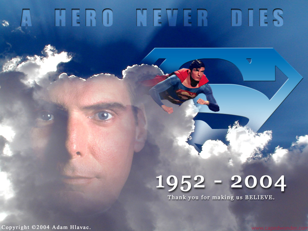 wallpapers superman christopher reeve tributo ffc56 1024x768