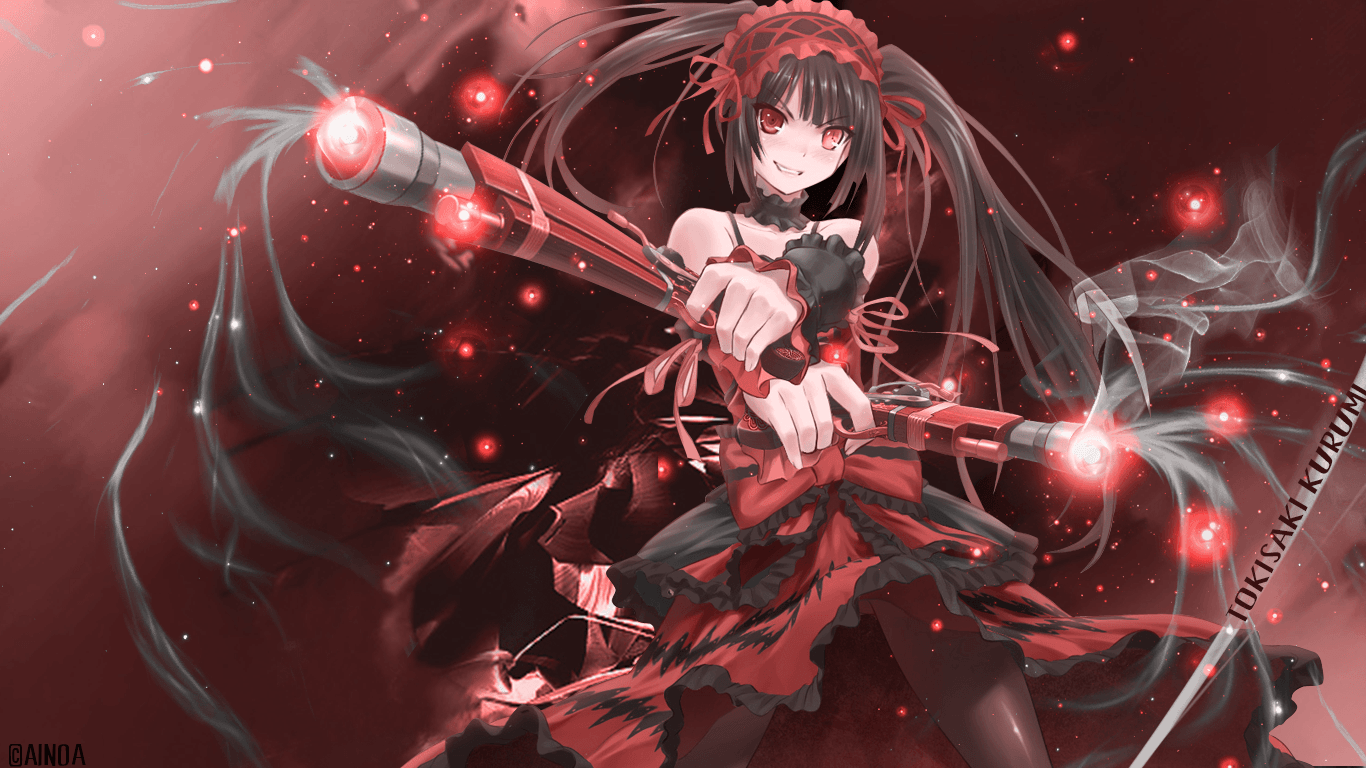 93 Date A Live Wallpapers On Wallpapersafari