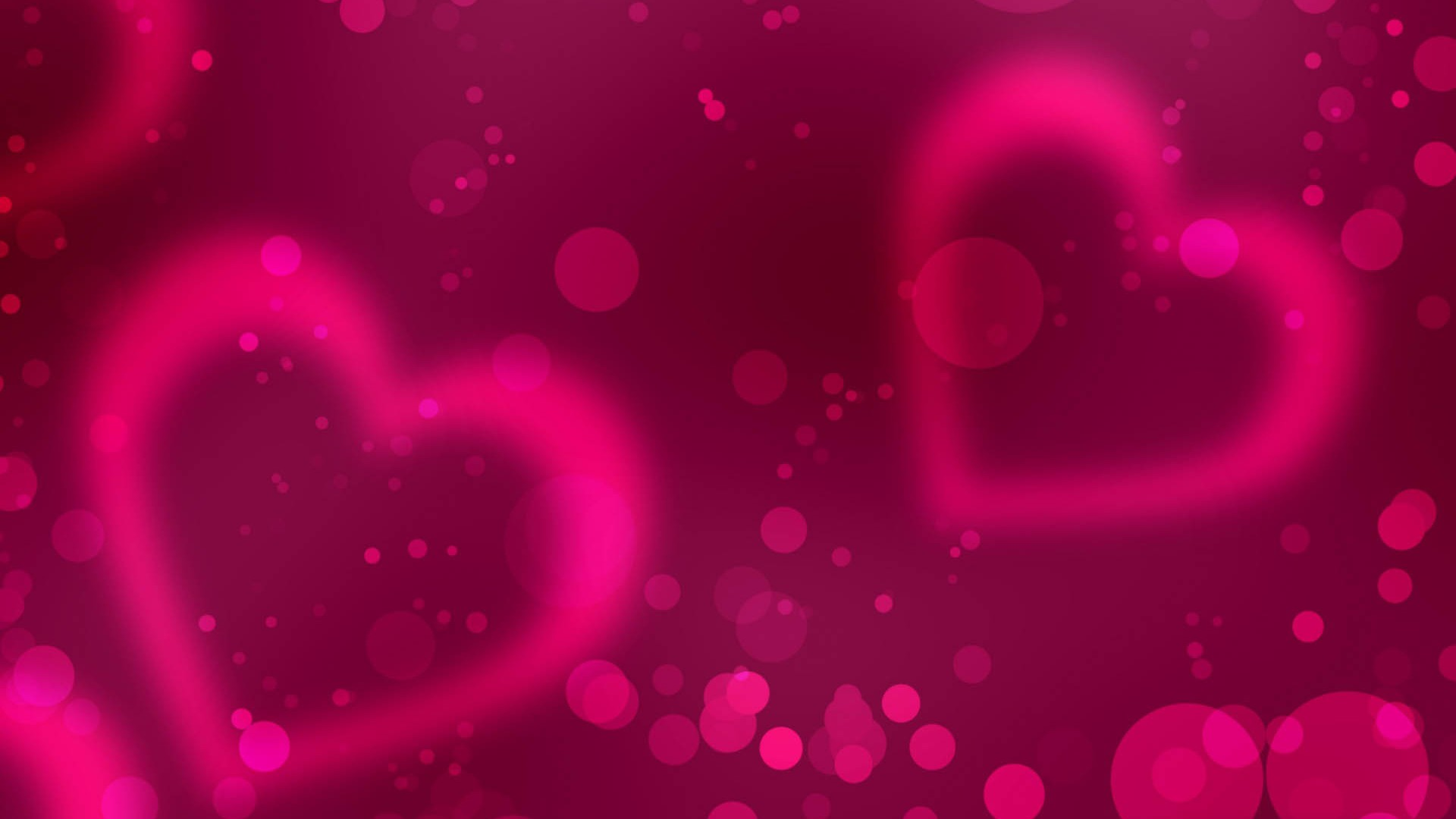 pink valentines day hd wallpaper wallpapers55com   Best Wallpapers 1920x1080
