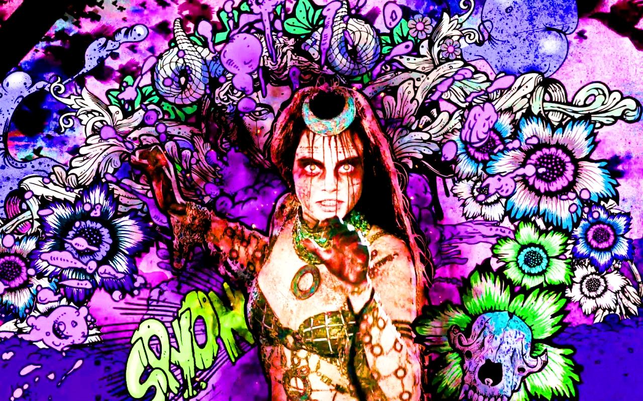 Enchantress   Suicide Squad Wallpaper 39787255 1280x800