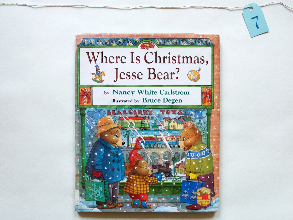 25 Days Book 7 Where Is Christmas Jesse Bear Three Books a 1024x768