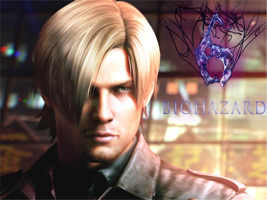 Free Download Leon Scott Kennedy Resident Evil 6 Leon