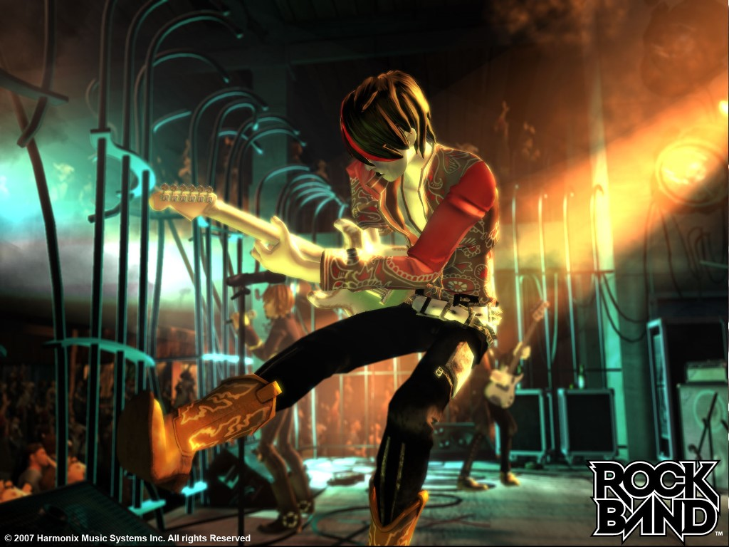 Download wallpaper world video game rock band wallpaper rock bands