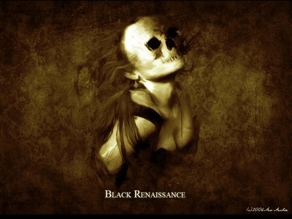 Black Renaissance Wallpaper v3 by AsderArt 1024x768