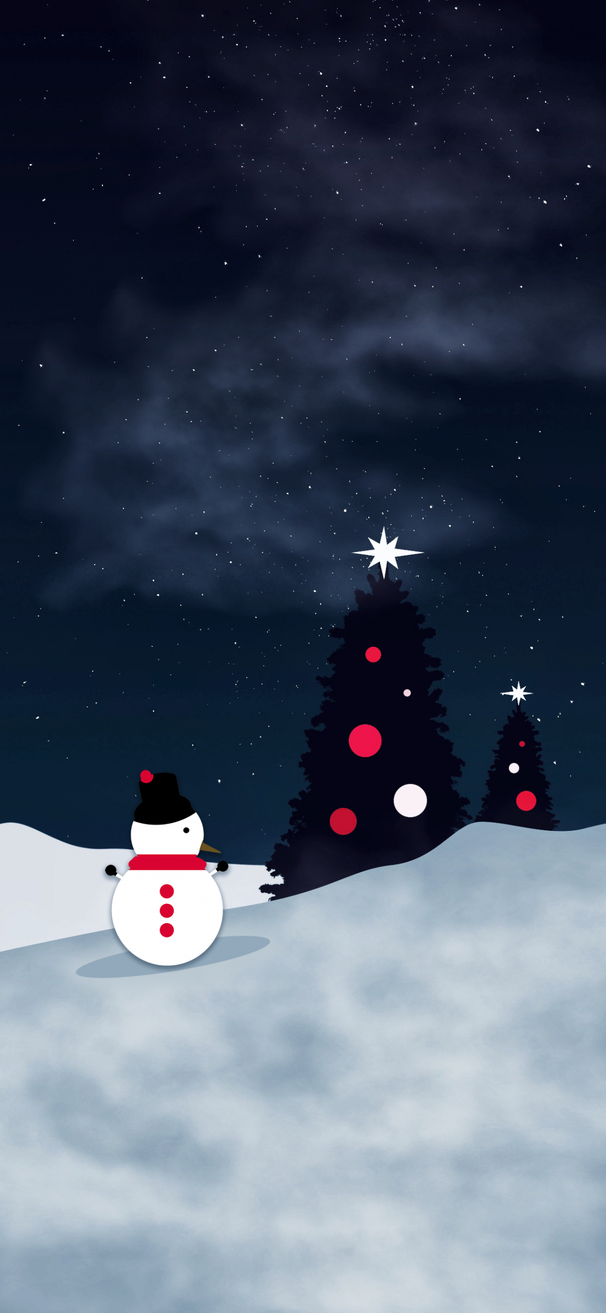 Merry Christmas wallpaper pack for iPhone 1183x2560