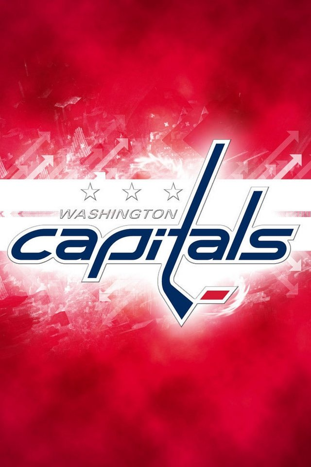Washington Capitals   Download iPhoneiPod TouchAndroid Wallpapers 640x960
