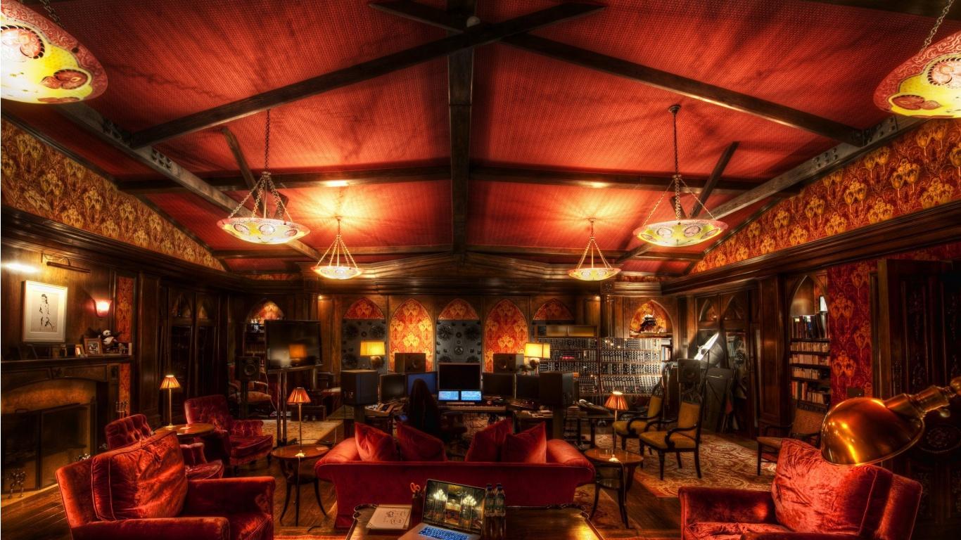 Recording Studio 1366x768