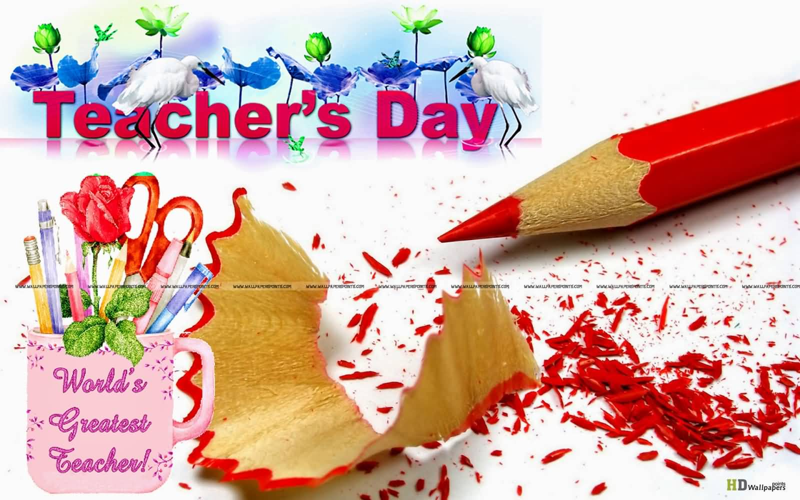 Teachers Day Wishes For Worlds Greatest Teacher 1600x1000