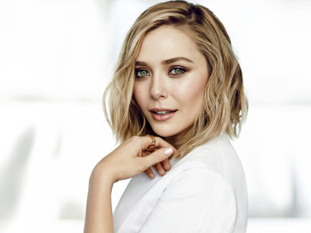 Elizabeth Olsen Wallpaper 4K HD Wallpaper Background 1024x768