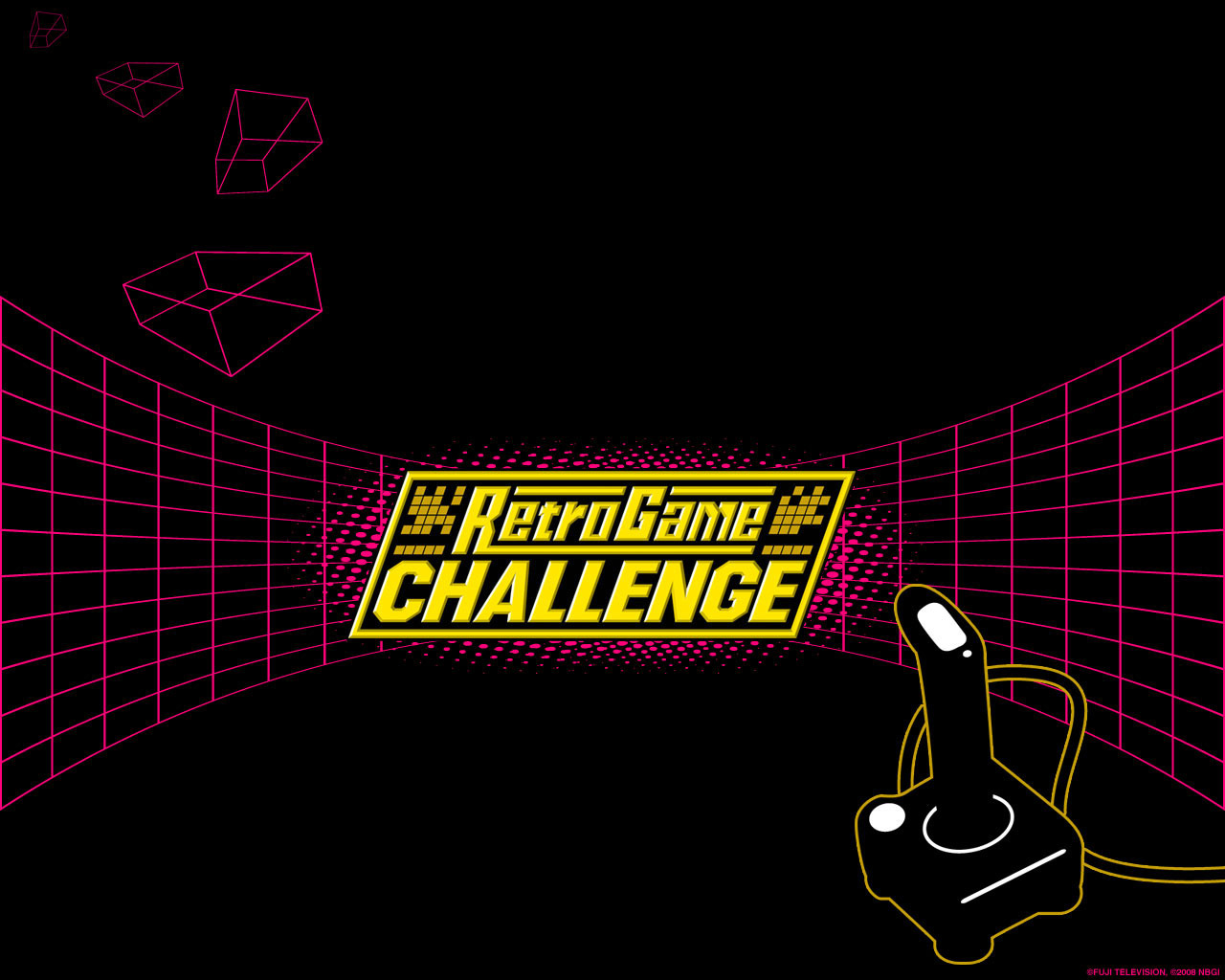 Thread: Joystick - Retro Game Challenge Wallpaper : Joystick Wallpaper