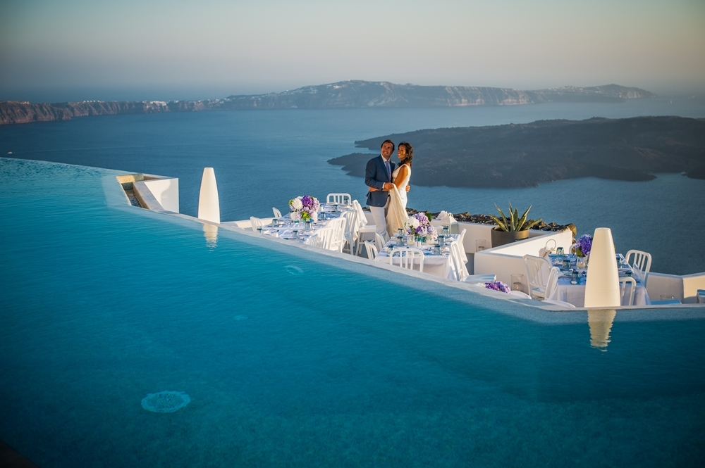 Grace Santorini Wedding Packages   Wedding Destinations Group 1000x665