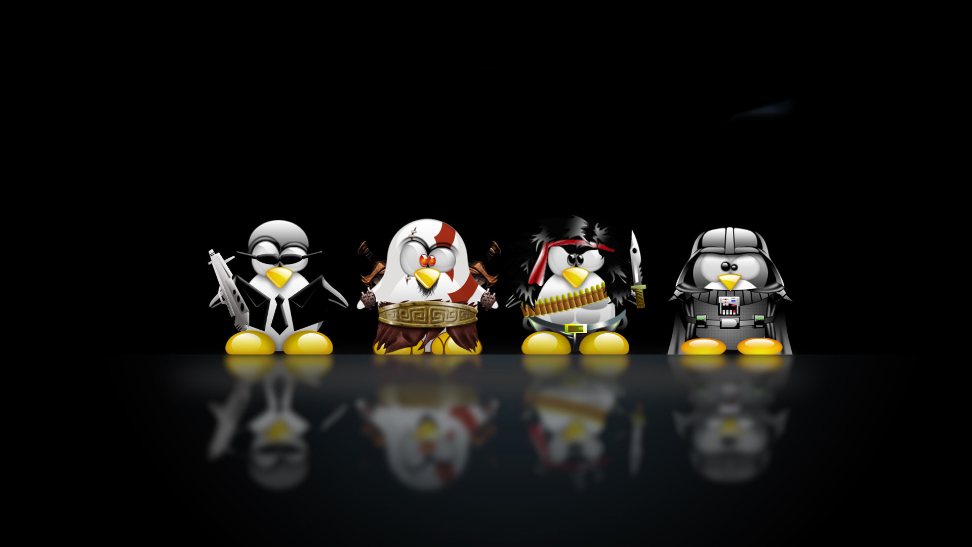 Download 45 Awesome Linux Wallpapers 1920x1080