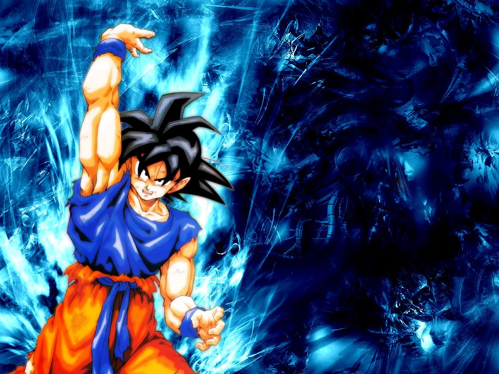 Fuentes de Informacin   Wallpapers De Goku 1024x768