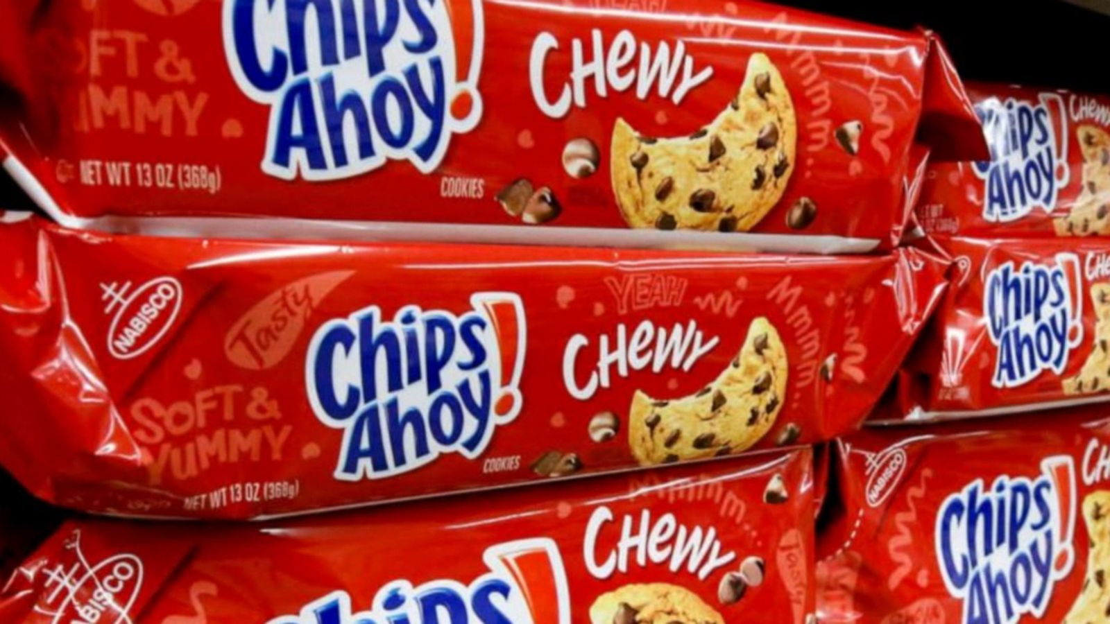 Chewy Chips Ahoy cookies recalled due to unexpected solidified 1600x900