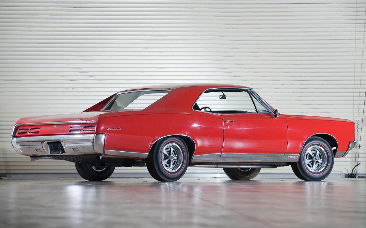 Pontiac Tempest GTO wallpaper 19506 1280x800