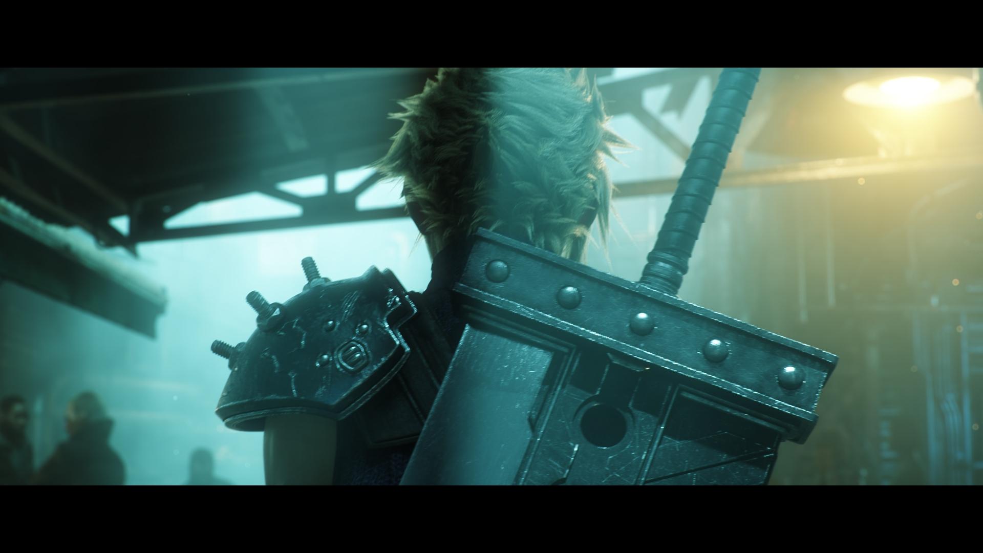 Final Fantasy VII Remake   Screenshot Galerie pressakeycom 1920x1080
